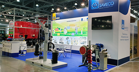 SAVECO at the International Trade Fair of Technologies for Animal & Forage Production